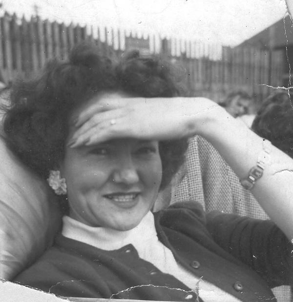 Engaged 1954