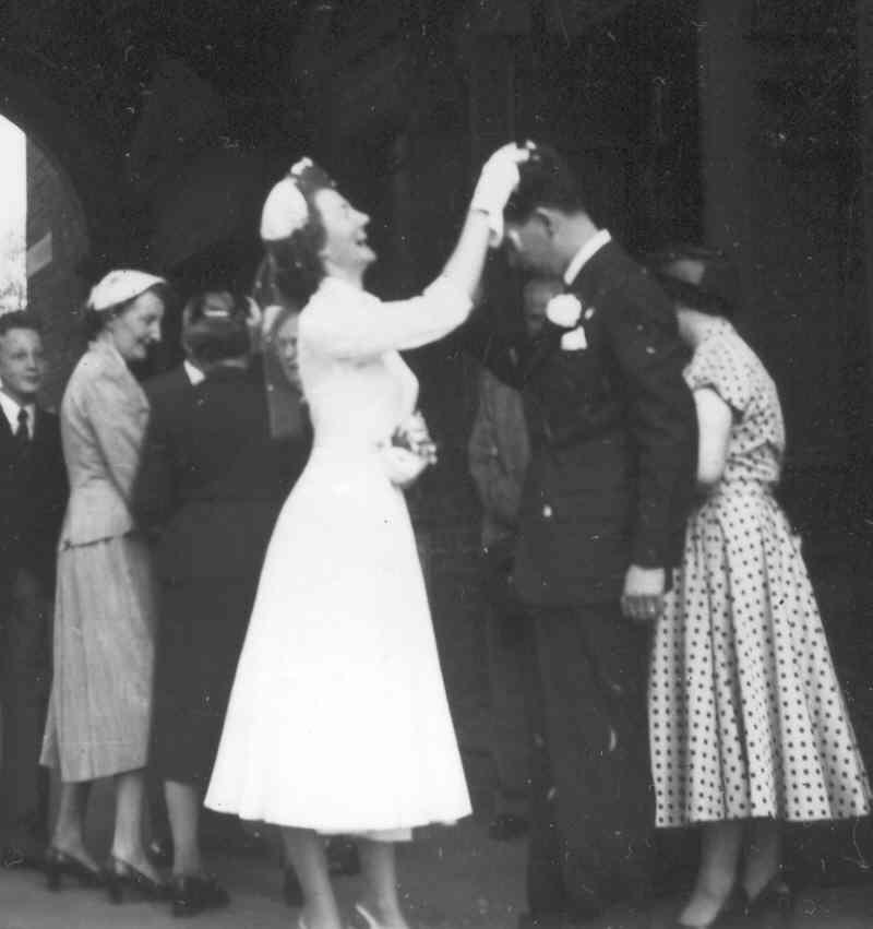 Married, 1955